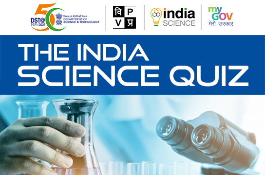 The India Science Quiz